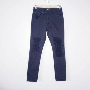 Urban Outfitters BDG High Rise Ankle Jeans
